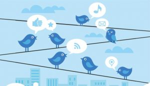Twitter Red social y microblogging