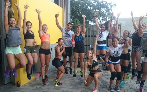 crossfit colombia
